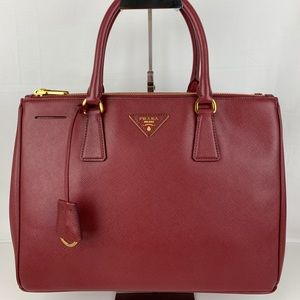 5b53057e300f Women's Prada Saffiano Leather Handbags | Poshmark
